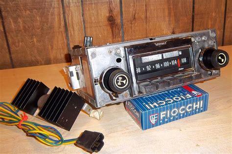Vintage auto radio restoration jpg 1270x849